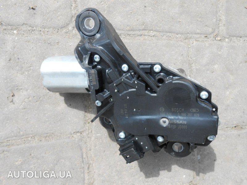 nissan qashqai моторчик стеклоочистителя