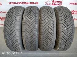 Шины комплект R14 Michelin CrossClimate 165/70 R14 AUDI Coupe B3 88-96