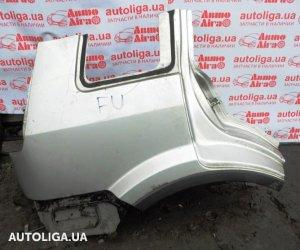 Крыло заднее правое FORD Fusion 02-12